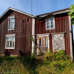 Huset från söder
