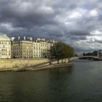 Panorama Paris - Seine
