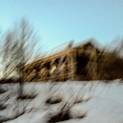 Konstnärlig bild av huset.