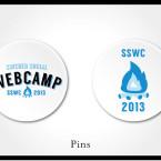 Pins SSWC 2013