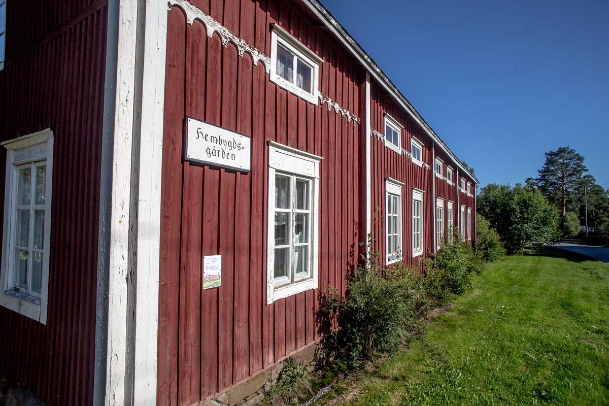 Jeppo Hembygdsgård