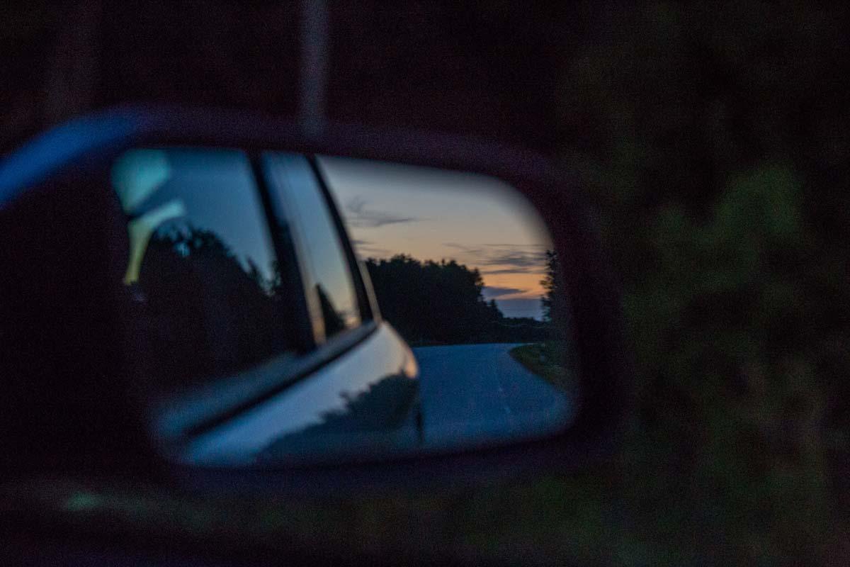 På väg hem