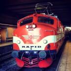 Det vackra tåget