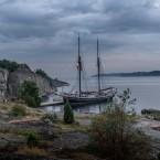Båten och dödsklippan