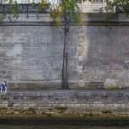 Kärlekspar vid Seine