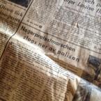 Tidning från 60-talet