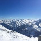 Panorama över Hitertux.