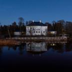 Disponentvillan i Nyköpingsån.