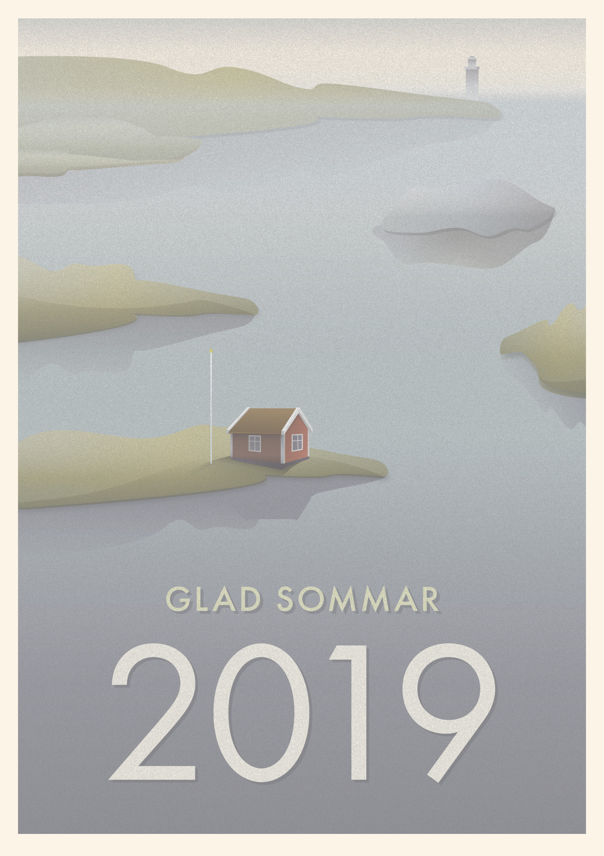 Sommarkort 2019