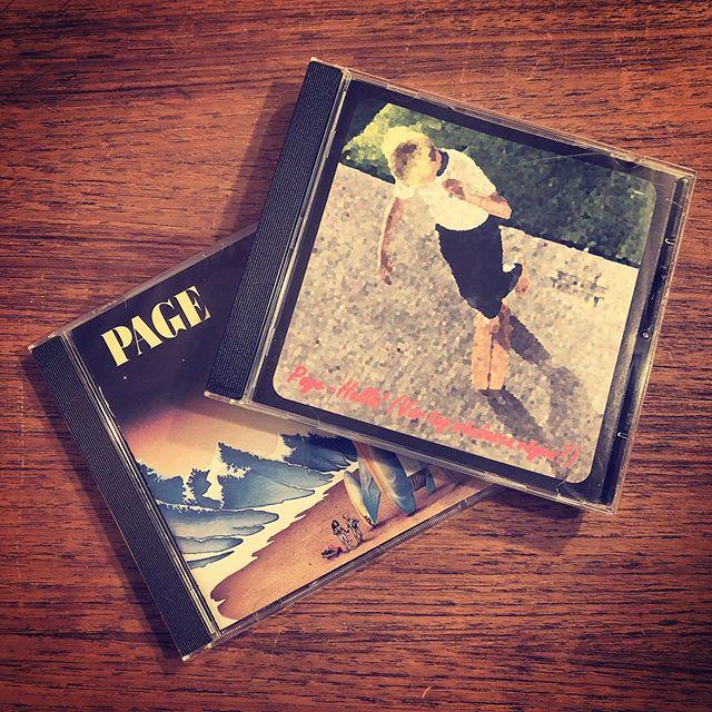 """Köpte cd-skivor på """"internet"""". #oldschool"""